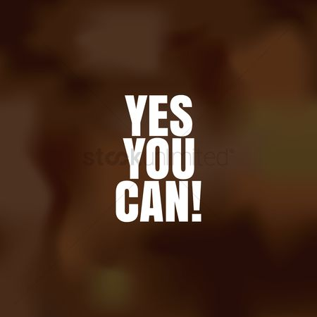 动机 : Yes you can
