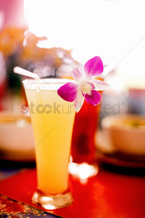 饮料 : Fruit juice