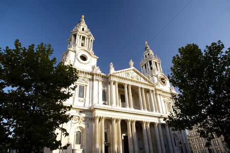 房屋地标 : St paul s cathedral